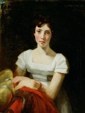 Mary Freer, 1809 by John Constable