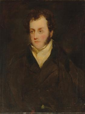 Portrait of a Gentleman, Traditionally Identified as Lancelot Archer-Burton by John Constable