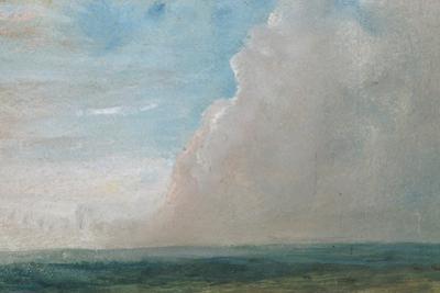 Sky Study by John Constable
