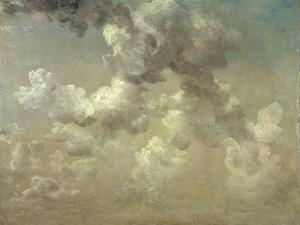 Study of Clouds by John Constable
