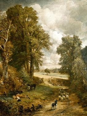 The Cornfield, 1826 by John Constable