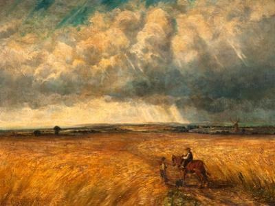 The Gathering Storm, 1819 by John Constable
