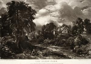 The Glebe Farm by John Constable
