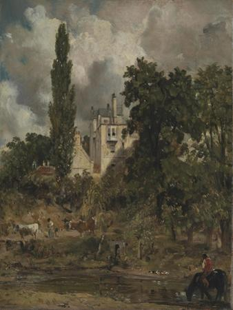The Grove, Hampstead by John Constable
