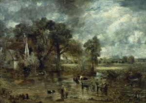 The Hay Cart, 1776-1837 by John Constable