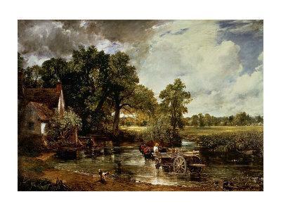 The Haywain, 1819