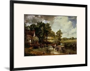 The Haywain, 1819 by John Constable