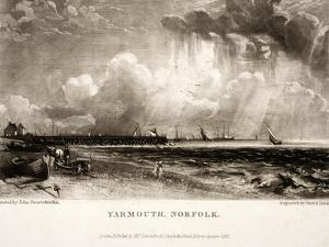 Yarmouth by John Constable