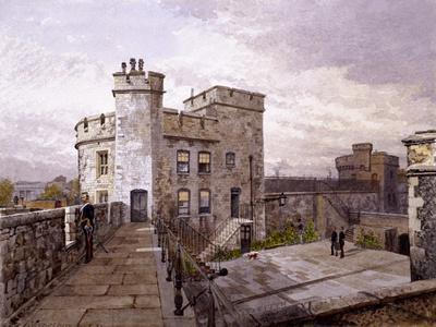Tower of London, London, 1883
