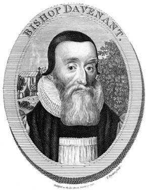 John Davenant, Bishop by T Trotter