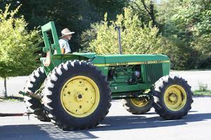John Deere 2940 Tractor Photo Art Print Poster