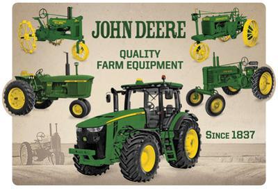John Deere Collage