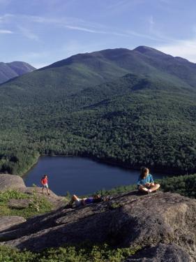 Heart Lake, Adirondacks, New York by John Dominis