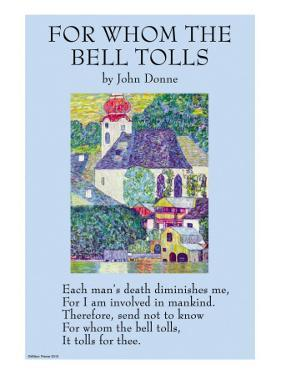 For Whom the Bell Tolls by John Donne