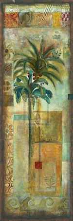 City Palms I by John Douglas