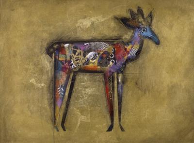 Greta the Gazelle by John Douglas