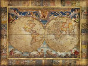 Terrarum Orbis by John Douglas