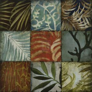 Tile Patterns III by John Douglas