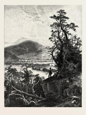 Mount Ascutney by John Douglas Woodward