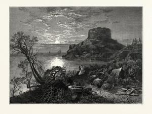 Old Fort Dumpling, Newport by John Douglas Woodward