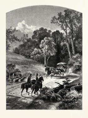 The Glen, Newport by John Douglas Woodward