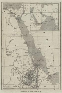Abyssinia and the Shores of the Red Sea by John Dower