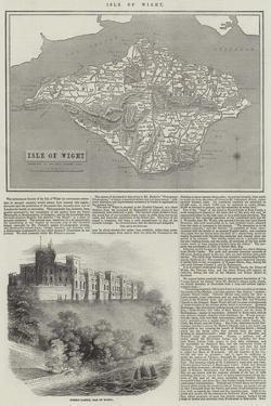 Isle of Wight by John Dower