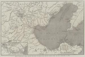 Map of North-East China by John Dower