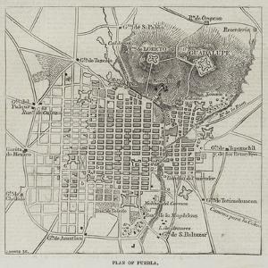 Plan of Puebla by John Dower