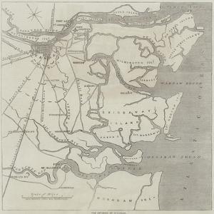 The Environs of Savannah by John Dower