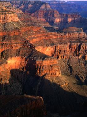 Canyon at Pima Point, Grand Canyon National Park, USA by John Elk III