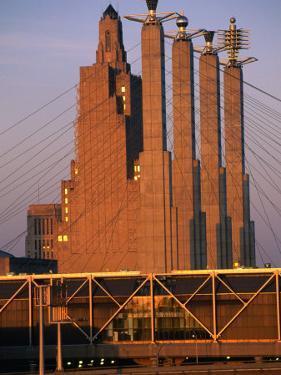 Kansas City Convention Center, Kansas City, Missouri by John Elk III