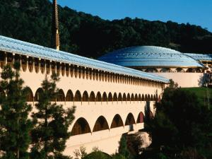 Marin City Civic Center by Frank Lloyd Wright in San Rafael, San Rafael, California by John Elk III