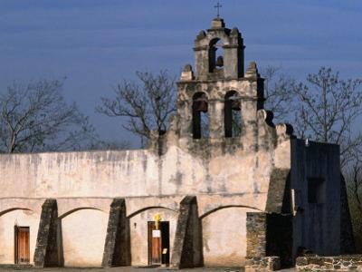 Mission San Juan at San Antonio Mission Nh Park, San Antonio, Texas by John Elk III