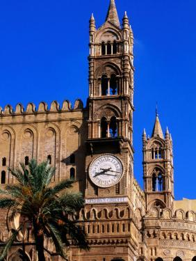 Palermo Cathedral, Palermo, Italy by John Elk III