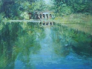 Viaduct Hampstead Heath by John Erskine