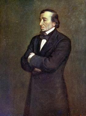 Benjamin Disraeli, 1st Earl of Beaconsfield, 19th Century English Statesman, C1905 by John Everett Millais