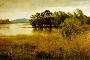 Chill October by John Everett Millais
