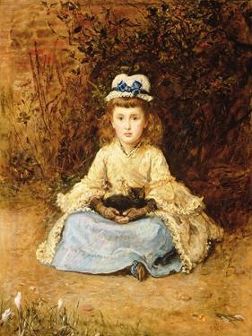 Early Days, 1873 by John Everett Millais