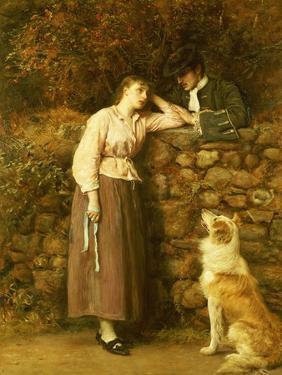 Effie Deans, 1877 by John Everett Millais