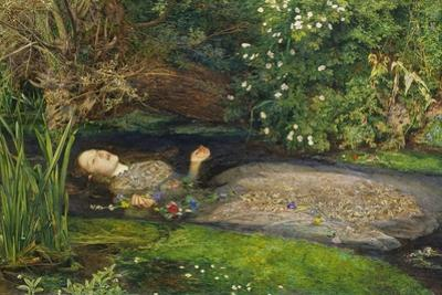Ophelia by John Everett Millais