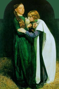 Return of the Dove to the Ark by John Everett Millais