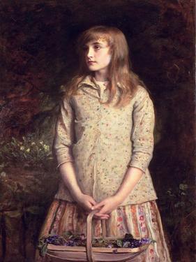 Sweetest Eyes That Were Ever Seen..., 1881 by John Everett Millais