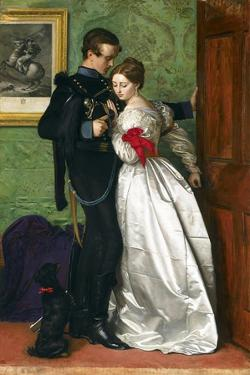 The Black Brunswicker, 1860 by John Everett Millais