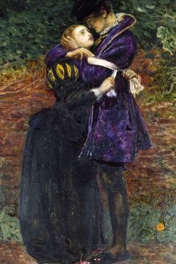 The Huguenot by John Everett Millais