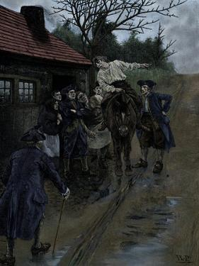 'The North West Passage' by John Everett Millais