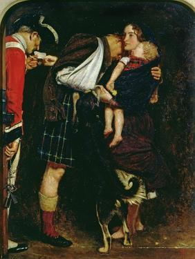 The Order of Release, 1853 by John Everett Millais