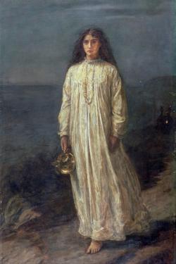 The Somnambulist, 1871 by John Everett Millais