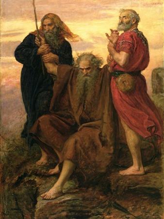 Victory O Lord, 1871 by John Everett Millais