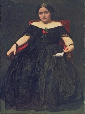 Wandering Thoughts, C.1855 by John Everett Millais
